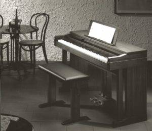 Wersi Upright Piano